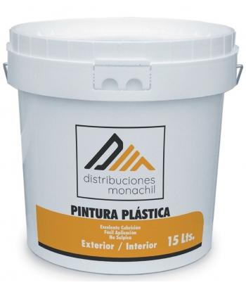 PINTURA PLASTICA EXT-INT...