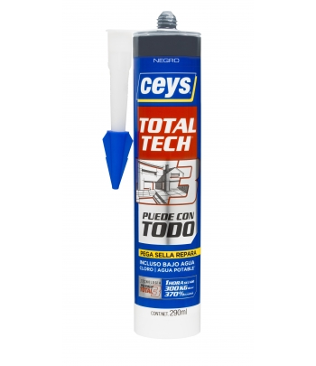 CEYS MS-TECH NEGRO CARTUCHO...