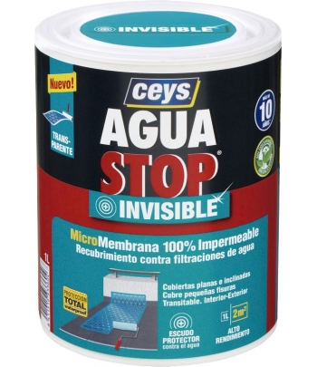 AGUASTOP INVISIBLE 1L.