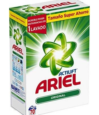 DETERGENTE ARIEL ACTILIFT...