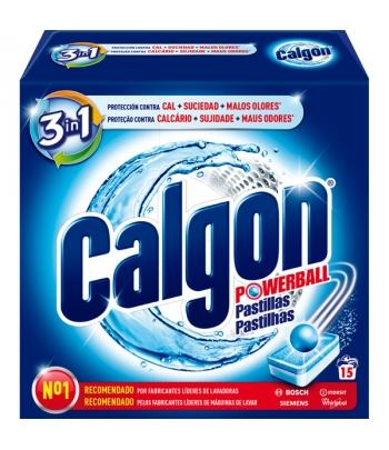 CALGON ANTICAL 15 PASTILLAS